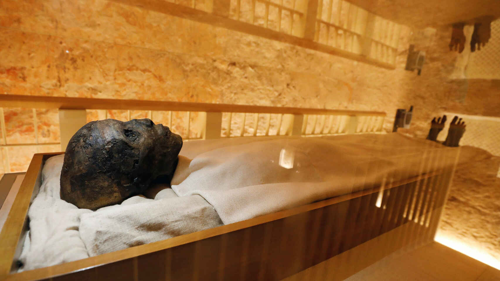 Ancient Egyptian scroll discovered revealing new secrets about mummification