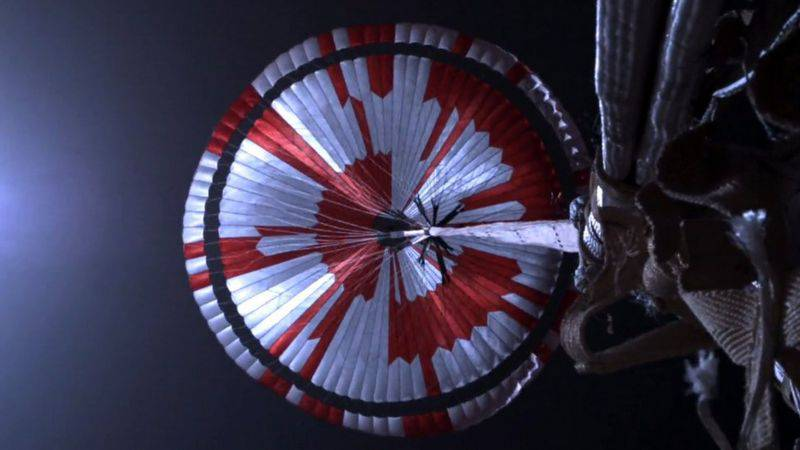 Perseverance on Mars: What the Hidden Message Says in NASA's Space Robot Parachute (and Other Expedition Secrets)