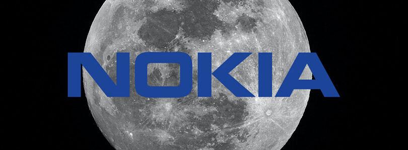 Nokia will put 4G on the Moon