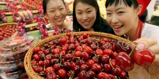 Cherries, antioxidant power