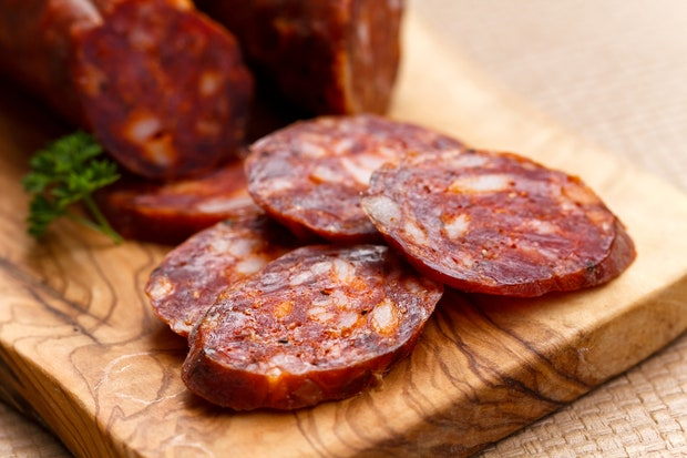 In defense of the chorizo. The nutritional virtues of it are more than you think