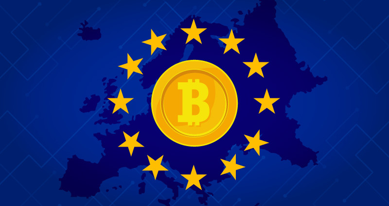 This is how cryptocurrency users are in Europe