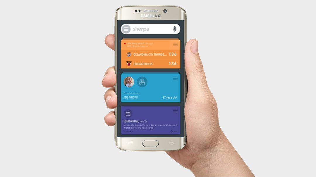 Sherpa hires the former head of Samsung Spain to expand its AI business