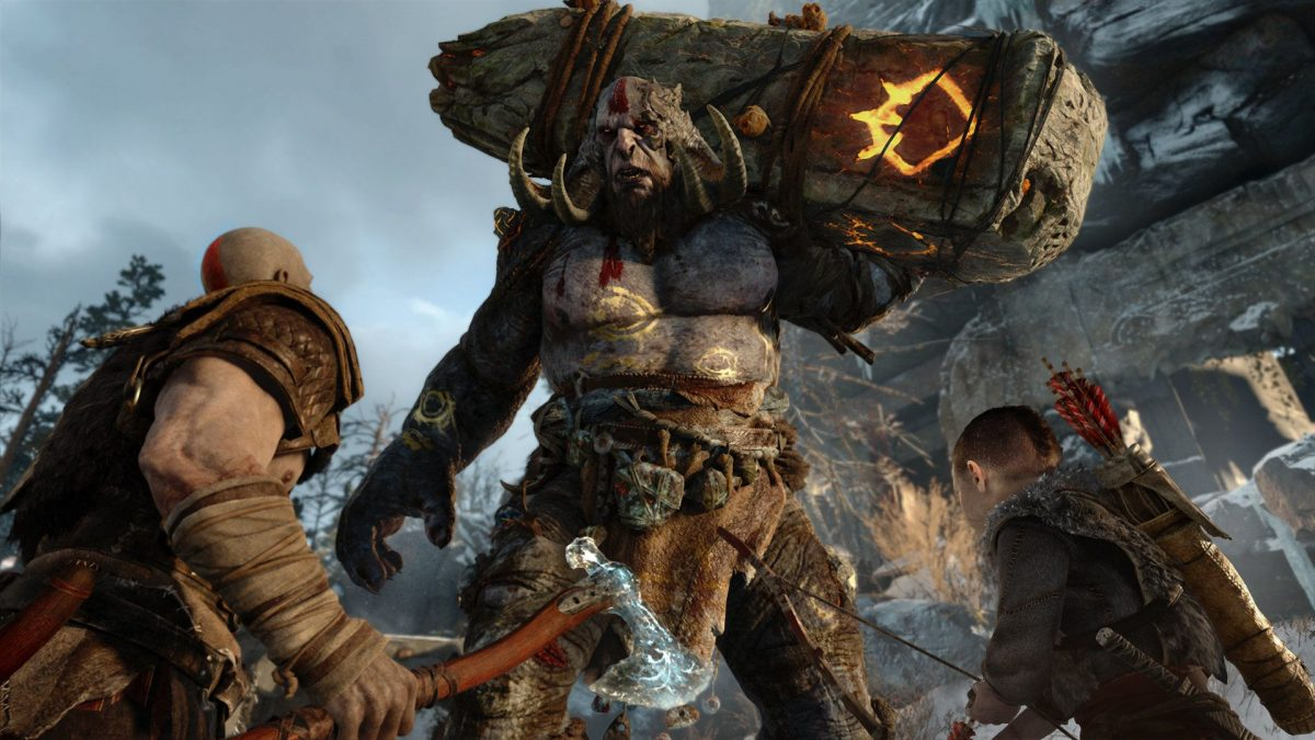 All About God Of War !
